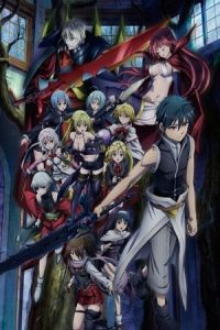 Trinity Seven: The Movie 2 – Heavens Library & Crimson Lord (Trinity Seven: Heavens Library & Crimson Lord) (2019)